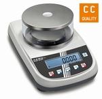 Balance de précision PLJ, 1.20 kg/0.001 g, Ø 110 mm