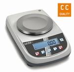 Balance de précision PLJ, 6.20 kg/0.01 g , Ø 160 mm