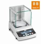 Laboratory balance PNJ, 600 g, 0.001 g, Ø 140 mm (M)