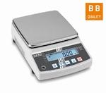 Laboratory balance PNS, 3 kg, 0.01 g, 190x190 mm