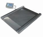 Floor scale NFB, 600kg/0.2kg, 1000x1000 mm (M)