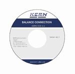 Software Balance Connection pour transmission pesée