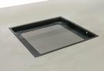 Pit frame for BFA, BFB, BFS ou BBB (1000x1000x80 mm)