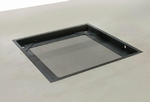 Pit frame for BIC/BID - 1000x1000x108 mm