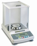 Analytical balance ABT, 220 g/0.1 mg, Ø 80 mm (M)