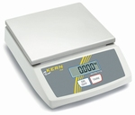 Bench scale FCE, 6 kg/2 g, 252x228 mm