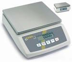 Balance de table FCB, 6kg / 0,5 g, 252x228 mm
