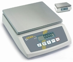 Bench scale FCB, 12kg / 1g, 252x228 mm