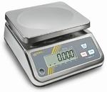 Balance de table inox FFN, IP65, 6 kg/1 g, 230x190 mm