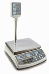 Price scale RPB-H 3/6 kg-1/2 g, 294x225 mm (M)