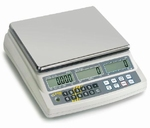 Economical counting balance CPB, 3-6kg/1-2g, 294x225 mm (M)