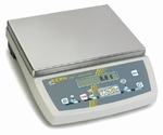Counting balance CKE, 6 kg / 0.02 g, 340x240 mm