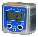 Digital clinometers 50 mm, magnetische zool, 4x90°/0.1°