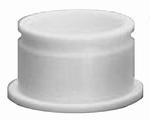5x mounting cups teflon XSIL Ø25 x 25 mm