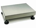 Weighing plate KFP, IP65, 6kg/2g, 230x230x110 mm (M)