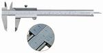 Vernier caliper Top, 150 mm, 40/17 mm, 1/20, rec