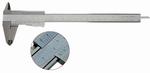 Vernier caliper Top, 200 mm, 50/17 mm, 1/20, rec
