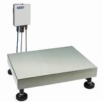 Platform scale KGP, 150 kg / 5 g, 650×500 mm