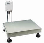 Platform scale KGP, 300 kg / 10 g, 650×500 mm