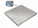 Floor scale BFN, 600kg/0.2kg, 1000x1000 mm (M)