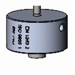 Insert Ø10/176,0 g for ISO 23529/ASTM D 3767, 22±5 kPa