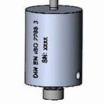 Insert Ø10,0/192,2 g/24±2,4 kPa for DIN EN ISO 2286-3