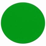 Filtre couleur pour monture sur glissière, vert