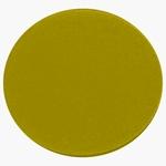 Filtre couleur pour monture sur glissière, jaune