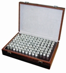 Jeu de 100 piges, 4.01~5.00 mm, pas 0.01 mm, ± 2 µm