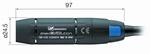 Motor ENK-410S + power cord