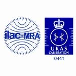 UKAS HRx calibration certificate