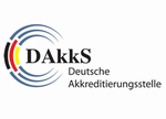 DAkkS calibration certificate 0.001, 1 mm