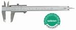 Vernier caliper eco, 150 mm, 40/17 mm, 1/20, rec