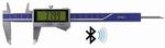 Digital caliper ABS, 150/40 mm, 3V, rec, IP67, BT