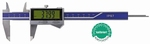 Digital caliper ABS, 200/50 mm, 3V, rec, IP67