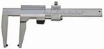 Vernier caliper for brake-discs 0~100 mm, 120 mm, 0.1 m