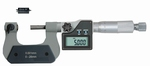 Universal micrometer D for thread 50~75 mm