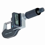 Digital micrometer for thickness measurement, 0~25 mm