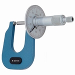 Micrometer for thickness measurement, 0~25 mm