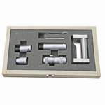 Set of inside micrometer 50~150 mm, 0.01 mm
