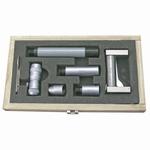 Set of inside micrometer 50~250 mm, 0.01 mm