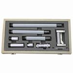 Set of inside micrometer 50~600 mm, 0.01 mm
