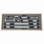 Set of inside micrometer 100~1300 mm, 0.01 mm