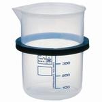 Insert beaker KB 04, plastic, 400 ml, Ø76 x 110 mm