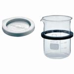 Insert beaker SD 06, glass, 600 ml, Ø84 x 125 mm