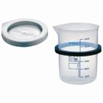 Insert beaker PD 06, plastic, 600 ml, Ø86 x 125 mm