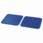2x silicone knob mat SM 29, for K 28/EM, 235 × 245 mm
