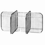 Separating strip TV 6 for K 28 CV, stainless steel
