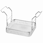 Insert basket with handles, stainless steel, MK 16 B