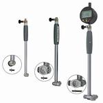 Set digital bore gauges 0.01mm, , 18~160 mm